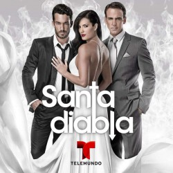 Compra la Telenovela: Santa diabla completo en DVD.
