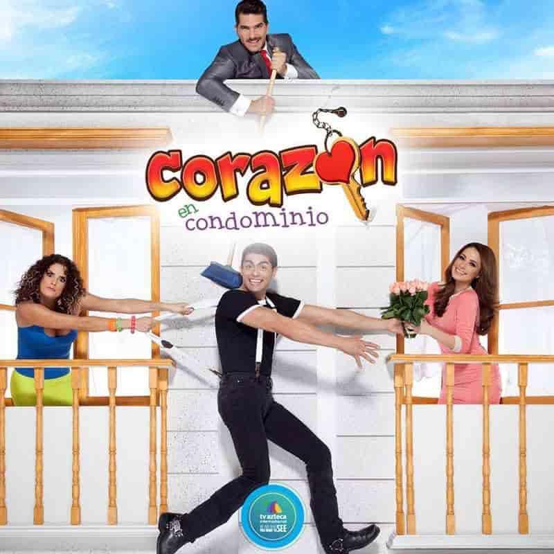 Compra la Telenovela: Corazón en condominio completo en DVD.