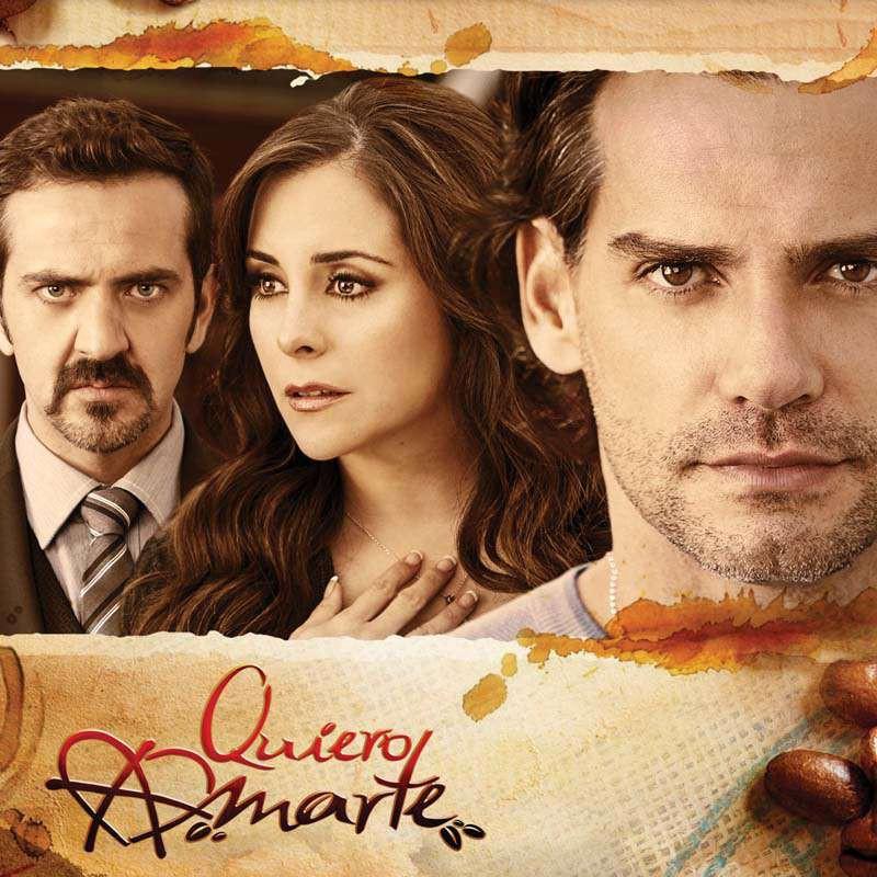 Compra la Telenovela: Quiero amarte completo en DVD.