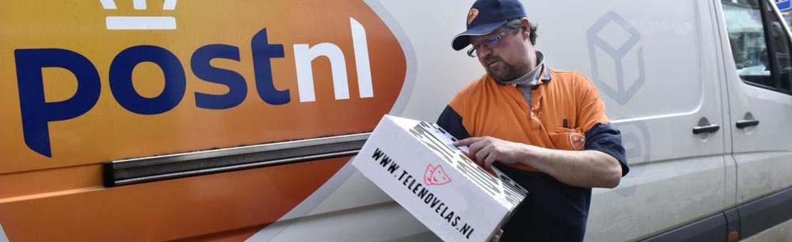 Realizar tu compra Ahora Enviado con Post NL